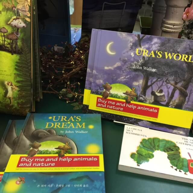 Ura's World and Ura's Dream sell in USA